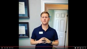 St Johns Chiropractor Colby Caltrider
